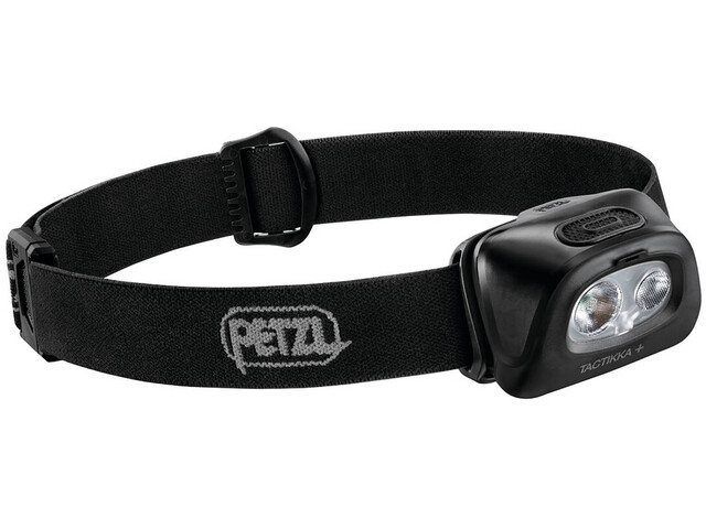 Petzl Tactikka+ Stirnlampe black